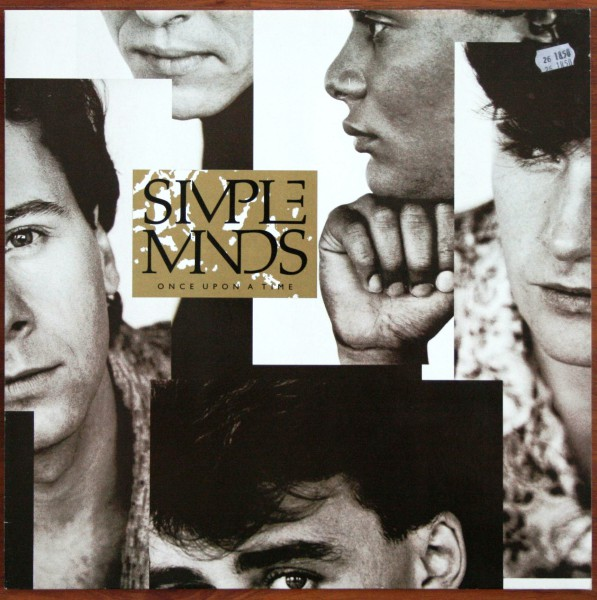 Simple Minds Once Upon A Time 1985