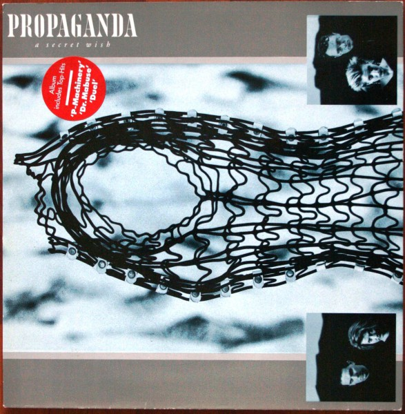 Propaganda A Secret Wish 1985