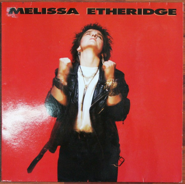 Melissa Etheridge Melissa Etheridge 1988