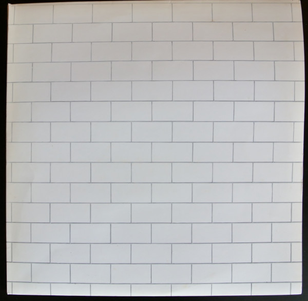 Pink Floyd The Wall Doppel LP Harvest