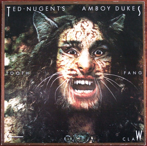 Ted Nugent's Amboy Dukes Tooth, Fang & Claw 1974