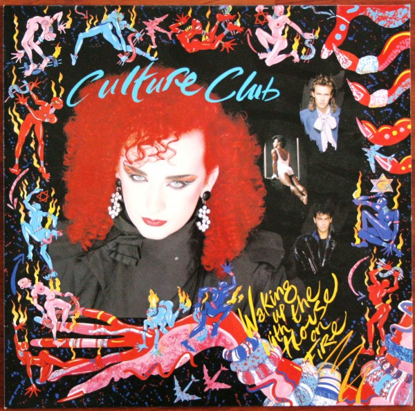 Culture Club Waking Up With The House On Fire 1984